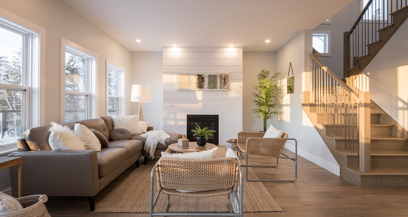 Living Spaces Inspiration