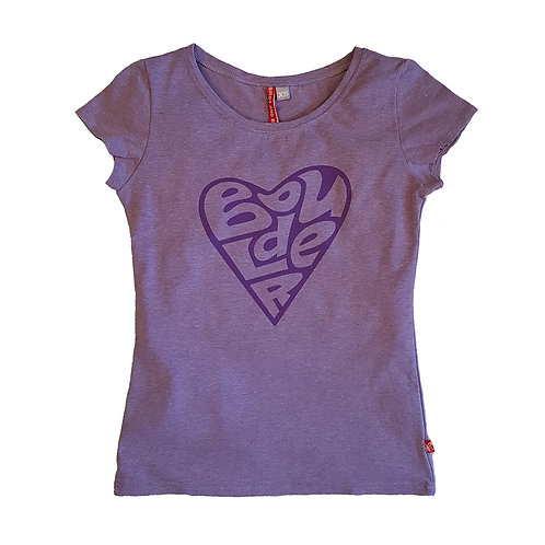 Женская футболка HEART