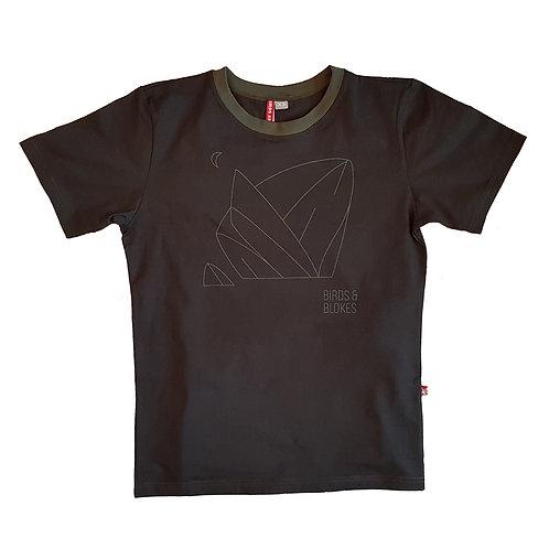 Мужская футболка MOONROCK