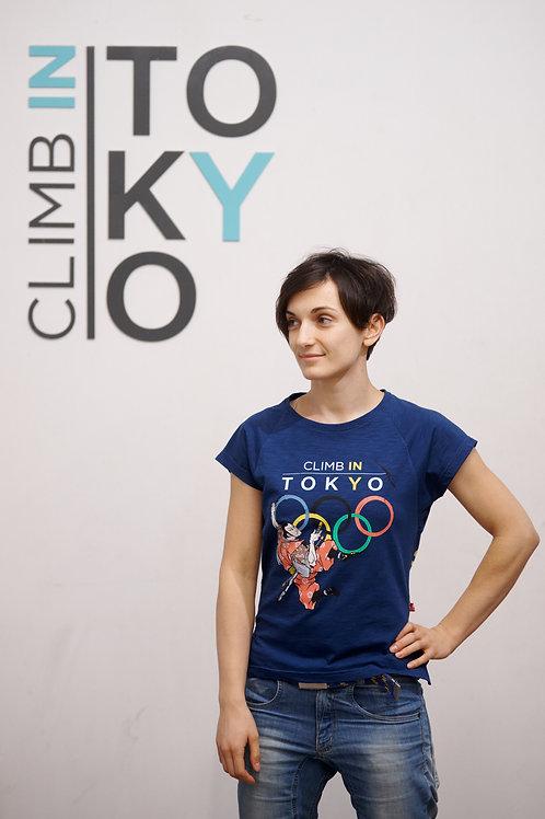 Женская футболка TOKYO