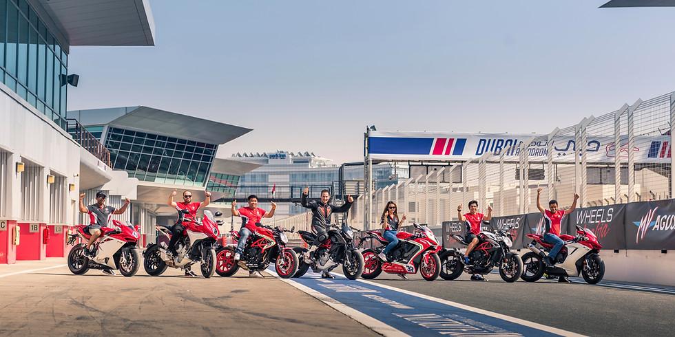 Wheels of Arabia & MV Agusta Track Experience