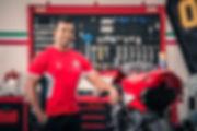 Mahesh Prasanna | Technician | MV Agusta UAE | Wheels of Arabia UAE
