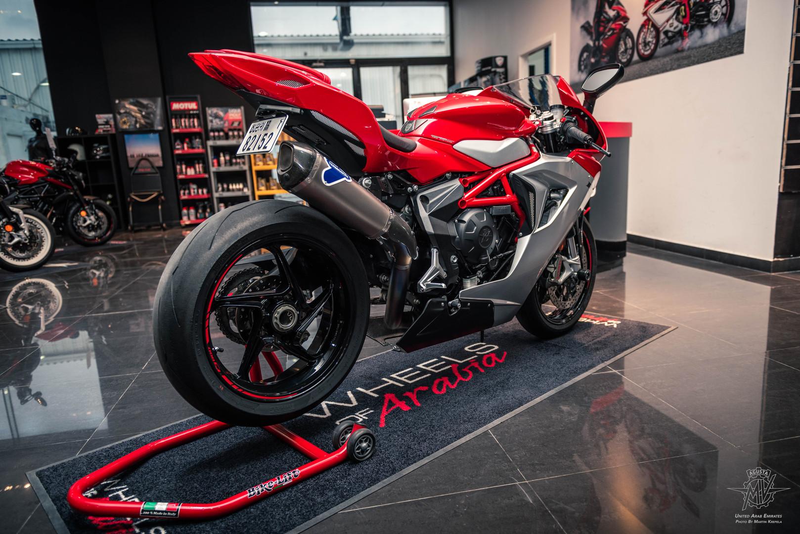 2018 MV Agusta F3 800