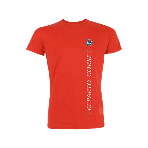 Reparto Corse T-Shirt Red