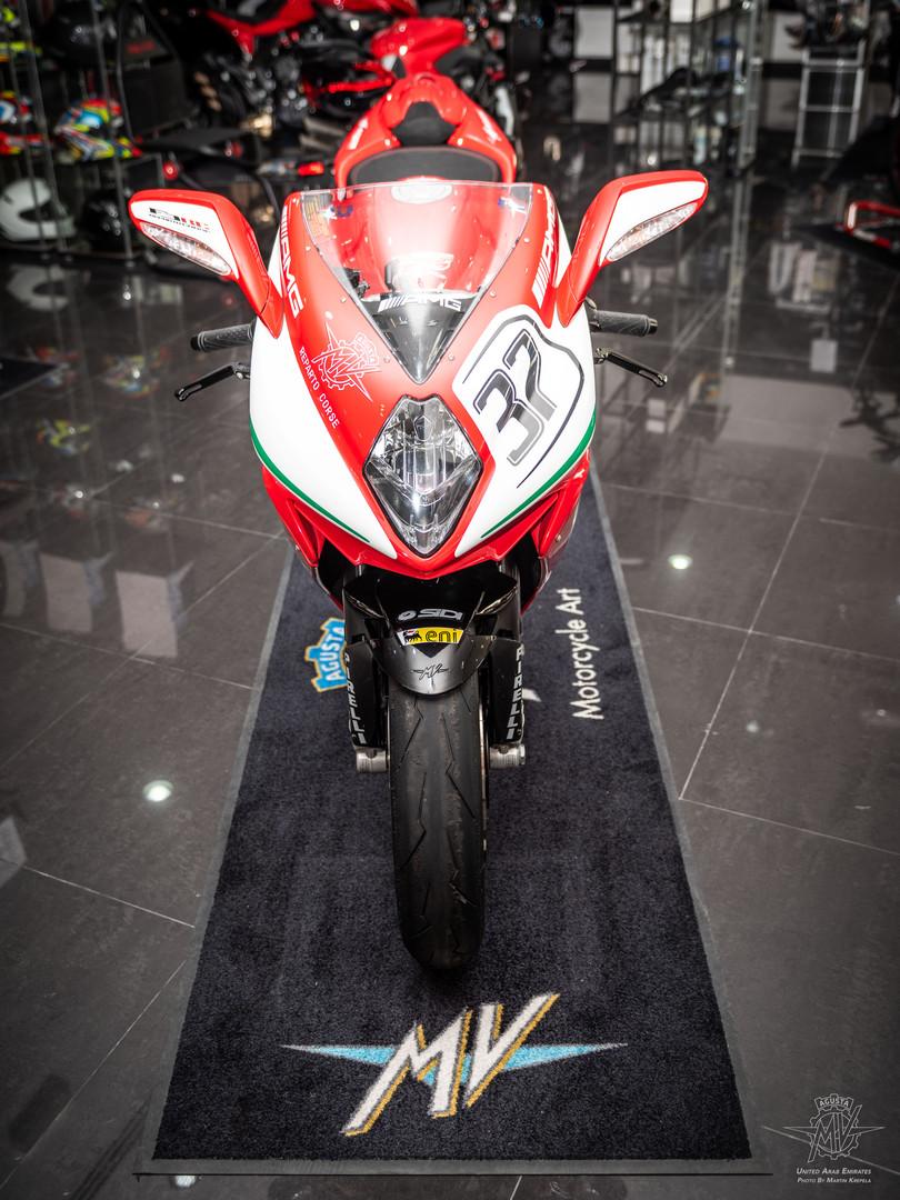 2016 MV Agusta F3 800 RC