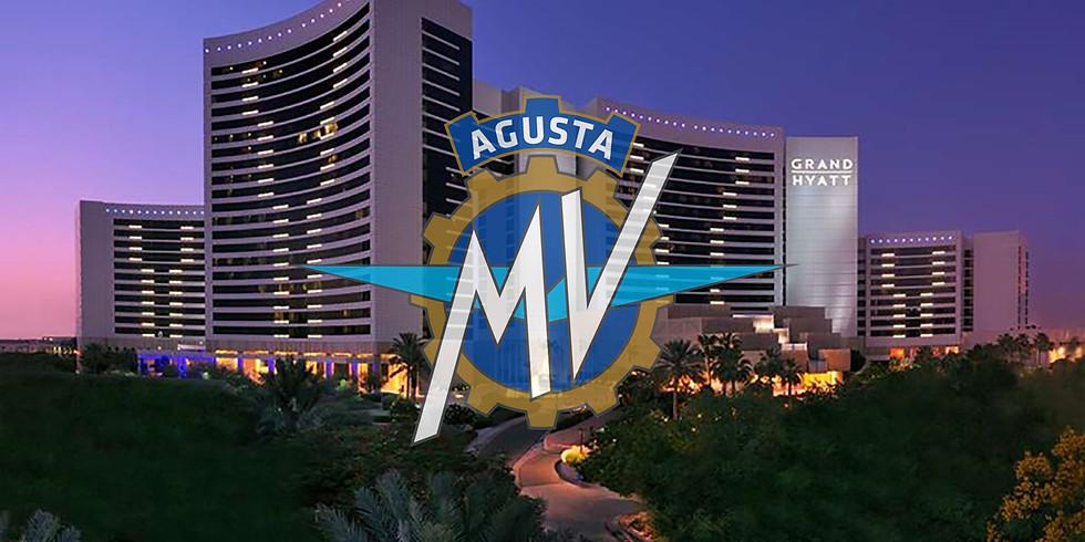 Bikes'N Karak for MV Agusta Owners at Grand Hyatt Dubai