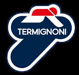Termignoni Motorcycle Exhaust System Italian Titanium Carbon Fiber Dubai Abu Dhabi United Arab Emirates