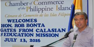 Rob Bonta Cal Asian Chamber