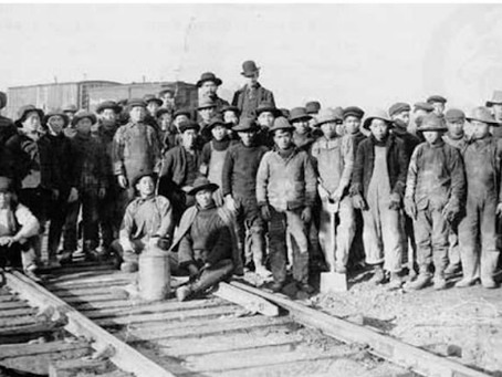 API Heritage Month: Celebrating the 150th Anniversary of the Transcontinental Railroad