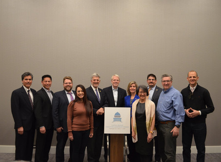 Infrastructure Meets Connectivity: 2nd Capital Region Executive Leadership Mission