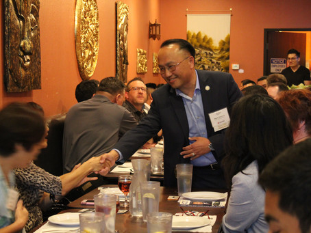 Meet & Greet with Elk Grove Mayor Steve Ly