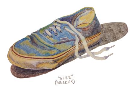 Drawing - Shoe.tiff