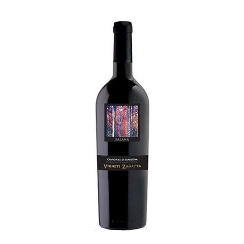 Salana Cannonau di Sardegna DOC 2018, 75cl