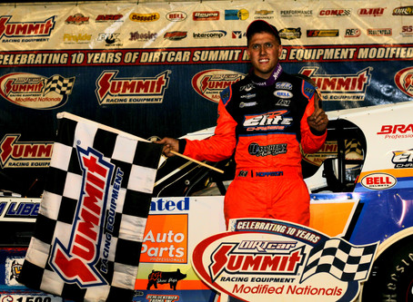 Hoffman Gets 9th Win at Lincoln