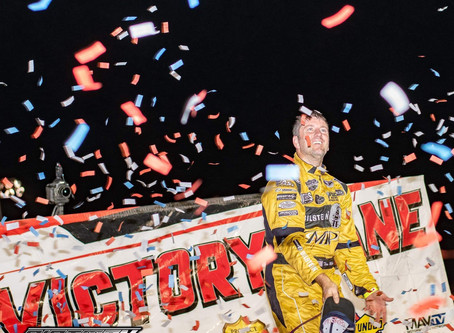 Late Race Charge Gives McCreadie I-80 Win