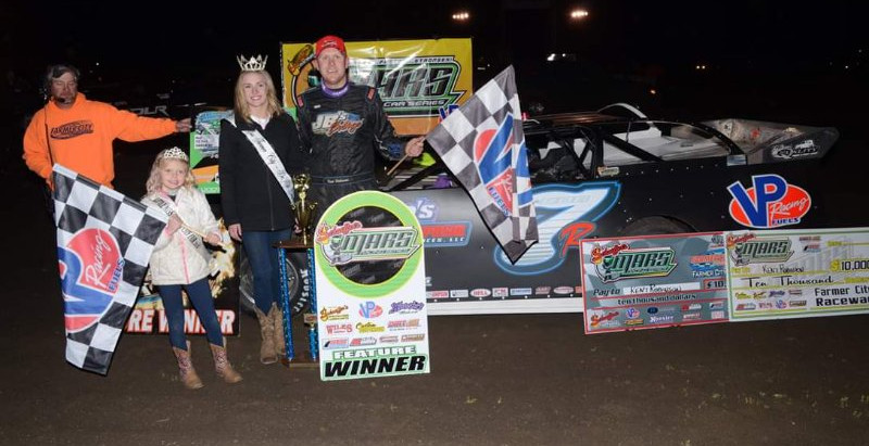 KRob Wins A Thriller at Farmer City