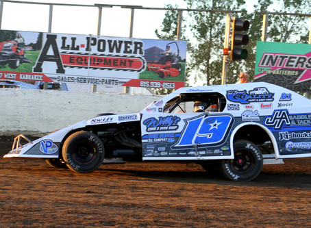 Krup Takes Night 1 of Hope for Harlie