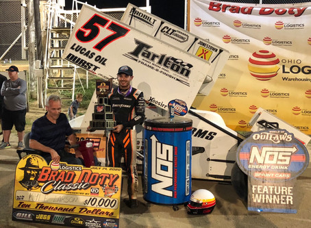 One More for Larson in Doty Classic