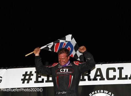 Babb Finally Winner at Eldora