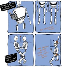 Human Design Comic