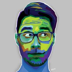 Digital Self-Portrait