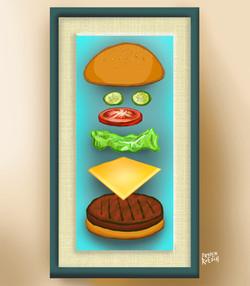 Bob's Burgers Wall Art