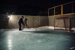 Backyard Rink