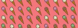 Ice Cream Graphic