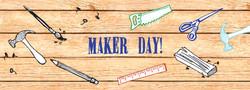 Maker Day Banner