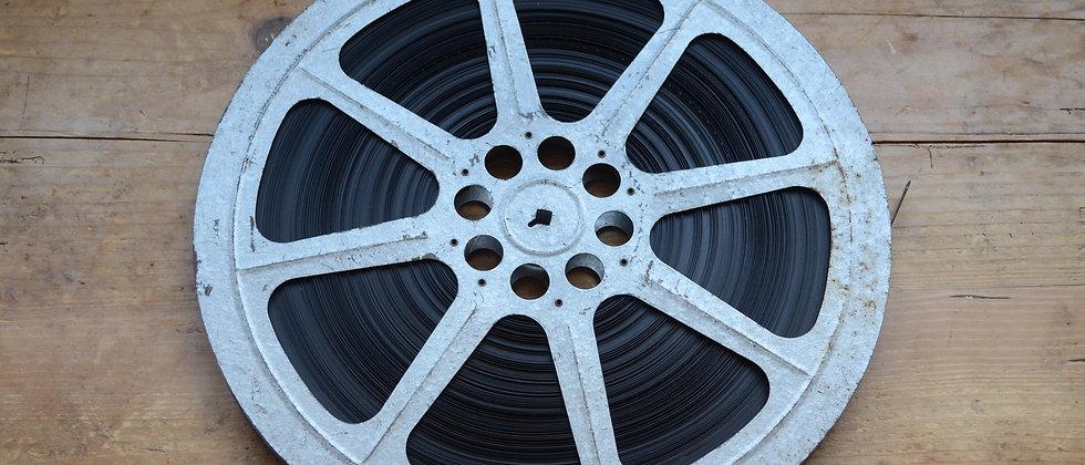 Up to 1600ft 16mm cine film transfer