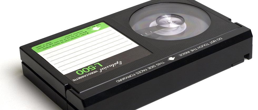 Betamax Tape transfer