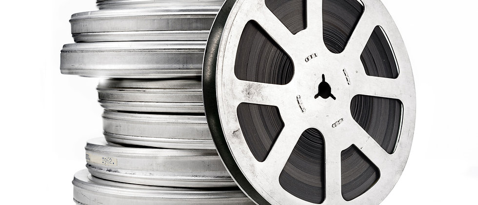 Up to 400ft 8mm Cine Film transfer