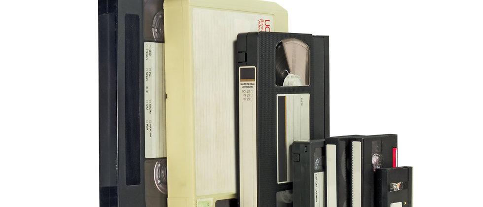 Betacam and Digital Betacam transfer