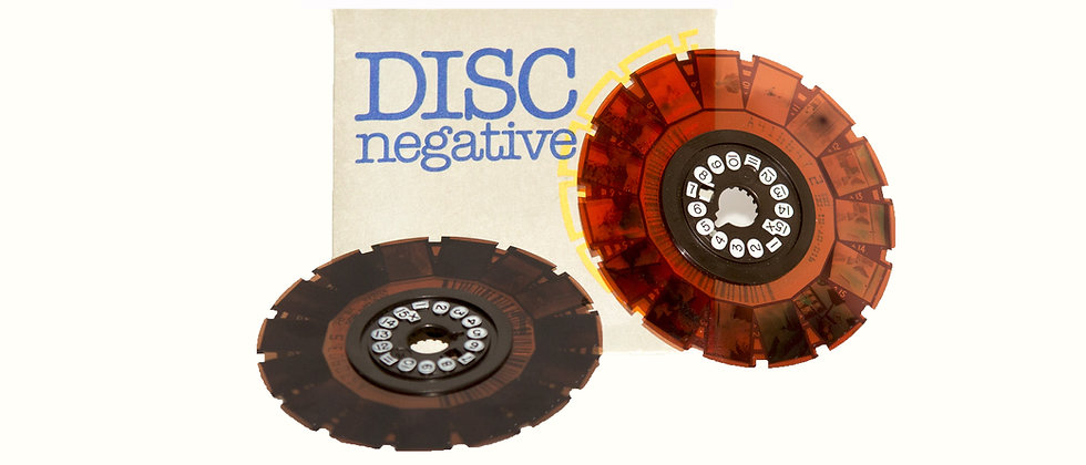 Disc Negative transfer