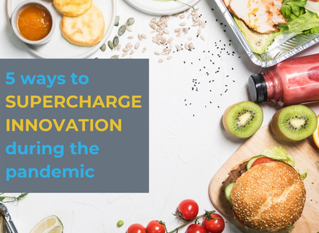 Join me September 17th for a free webinar on '5 ways to supercharge innovation during the pandemic'