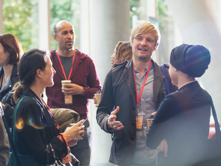 The Importance of In-Person Events