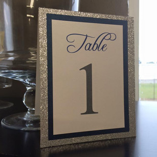 3 layer table number