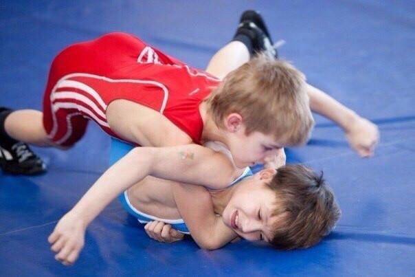 Вольная борьба для детей