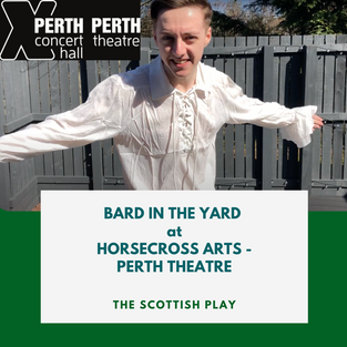 Thursday 29th | 2pm Perth, Scotland