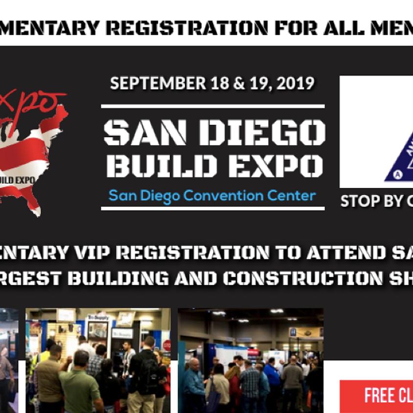 Build Expo - San Diego