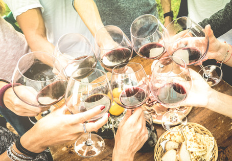 Springtime Wine Picks Just in time for the Long Weekend!