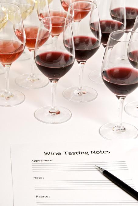 De-Mystifying Wine Tasting Notes 101