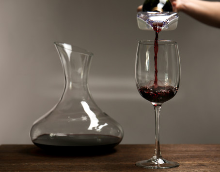 Decant, Aerate or Leave it in the Bottle- Drink Your Wine at its Best!
