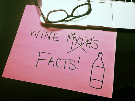5 Common Myths About Wine