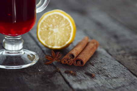 Happy Halloween: A Mulled Wine Recipe for the Ghoulish Day!