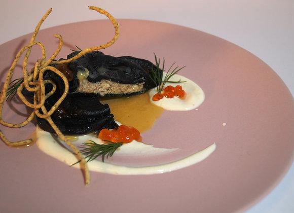 Lachs-Kaviar  6 Stk/Pkg