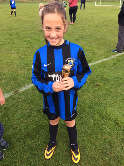 Girl of the match