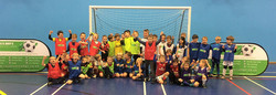 Futsal lineup 2