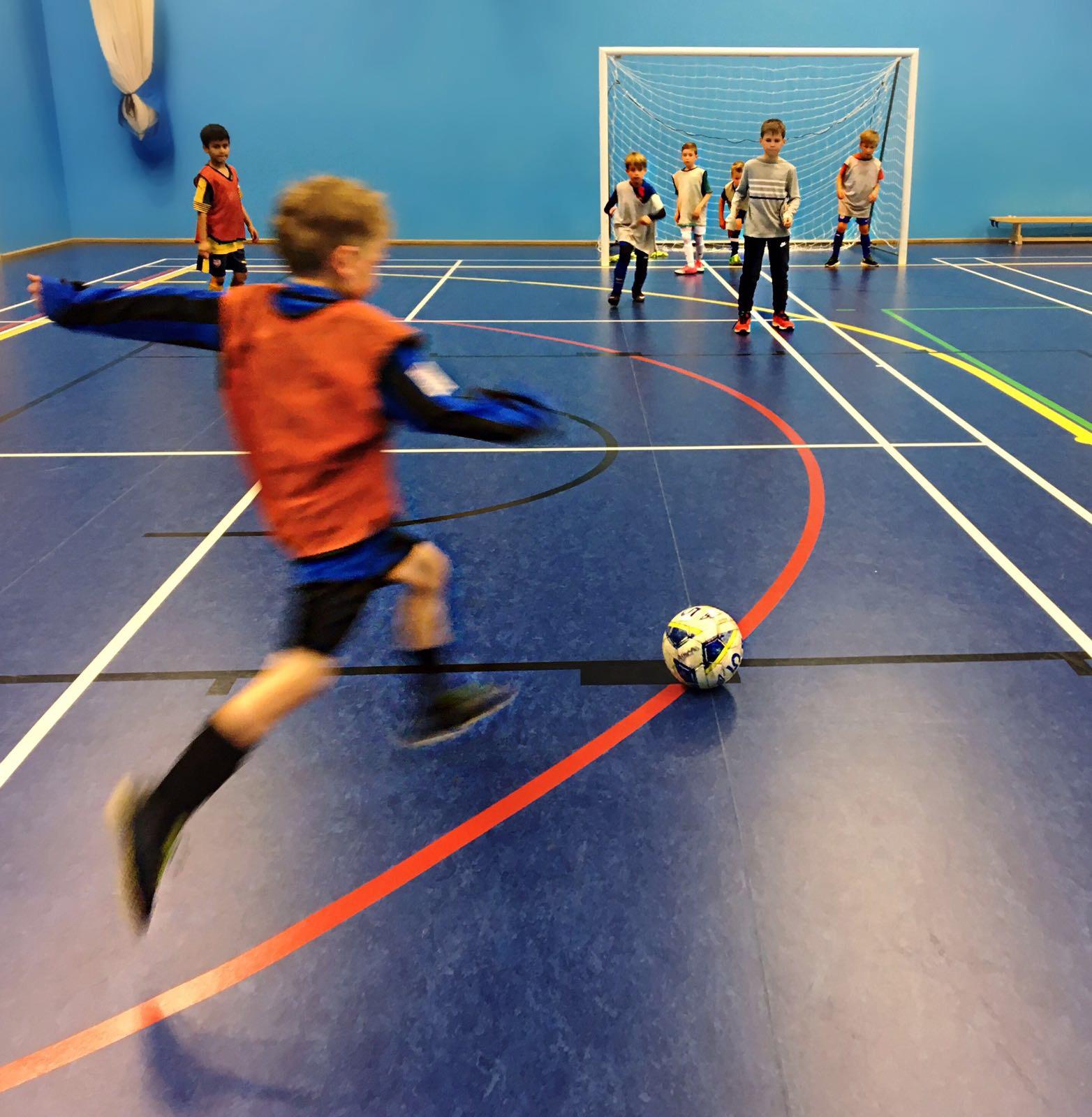 Futsal SHOOT!