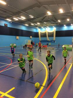 Futsal Action 1